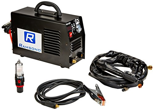 Ramsond-CUT-50DX-50-Amp-Digital-Inverter-Portable-Air-Plasma-Cutter-Dual-Voltage