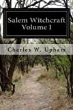 img - for Salem Witchcraft Volume I book / textbook / text book