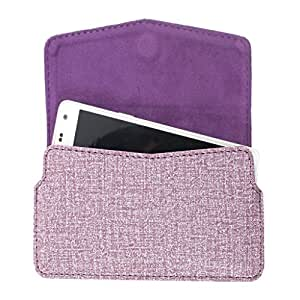 DooDa PU Leather Pouch Case Cover With Card / ID Slots For Gionee Pioneer P2S