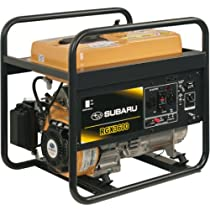 Hot Sale Subaru RGX3600 Industrial Generator, 3600-Watt