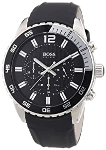 5f7a34a2f Buy Hugo Boss Deep Blue Chrono 1512804 Men's watch very sporty from Amazon  at £225.92