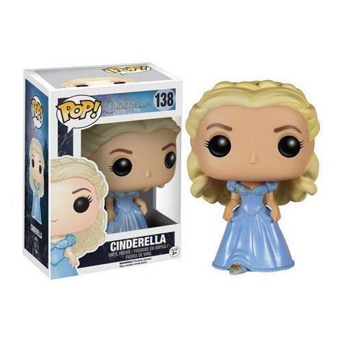 Funko POP Disney Cinderella 2015 Movie Vinyl Figure Character Doll - 1