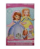 Disney Princess Sofia the First Sparkling Magnetic Paper Doll Set