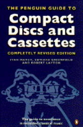Image for The Penguin Guide to Compact Discs and Cassettes 1995 (Serial)