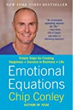 img - for Emotional Equations: Simple Truths for Creating Happiness + Success book / textbook / text book