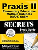 img - for Praxis II Elementary Education: Multiple Subjects (5001) Exam Secrets Study Guide: Praxis II Test Review for the Praxis II: Subject Assessments book / textbook / text book