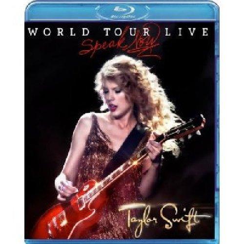 Speak Now World Tour Live [Blu-ray]