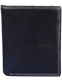 RK International Black Men's Wallet - B01AJY23V0
