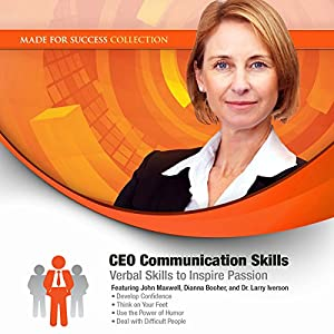 CEO Communication Skills Audiobook