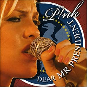 "Cover of ""Dear Mr. President"""