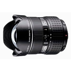 Olympus Zuiko 7-14mm f/4.0 Aspherical Super ED Lens for Olympus Digital SLR Cameras