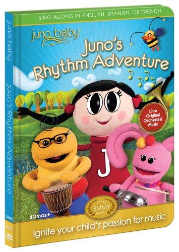 Juno Baby — Juno's Rhythm Adventure