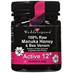 Wedderspoon Manuka Honey with Bee Venom, 8.8 Ounce