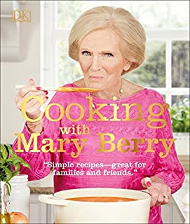 Book Cover: Cooking with Mary Berry