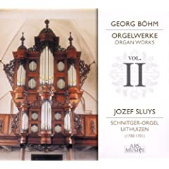 Bhm: Orgelwerke Vol.2