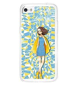 ifasho Designer Phone Back Case Cover Apple iPhone 5c ( Pocket Radio )