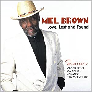 Mel Brown : Love Lost & Found 51H5saT9WzL._SL500_AA300_