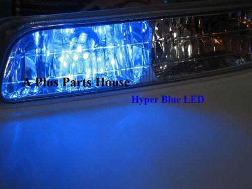 2011-1999 Chevrolet Silverado Hyper Blue Led Daytime Running Bulb - Package Of 2