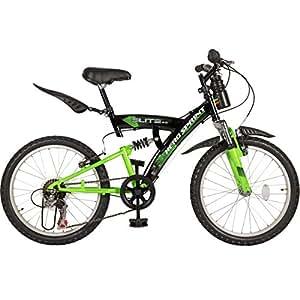 Buy Hero Sprint 20t Elite 6 Speed Junior Cycle Black