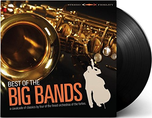 Best of the Big Bands (Vinyl LP Record) (Big Country Vinyl compare prices)