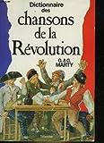 """Afficher """"Dictionnaire des chansons de la Révolution 1787-1799"""""""