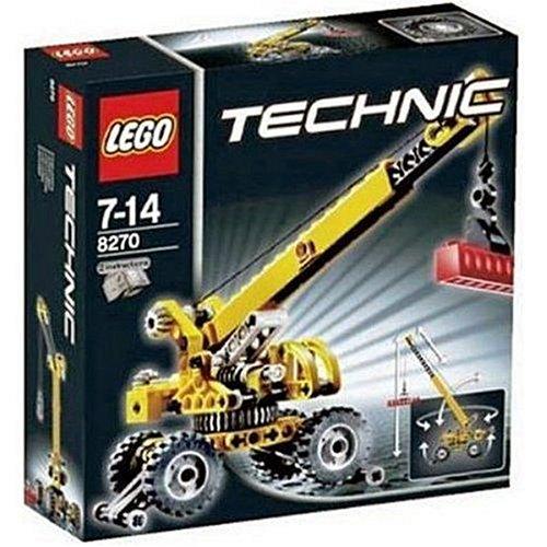 LEGO - jeu de construction - La grue tout terrain