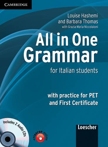 all-in-one-grammar-con-cd-audio-per-le-scuole-superiori