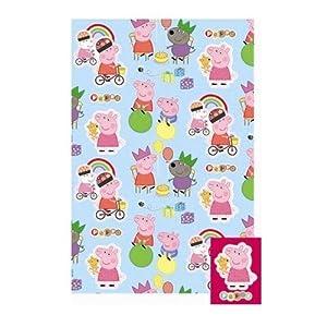 Peppa Pig & George Giftwrap
