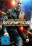DVD Cover 'Redemption - Stunde der Vergeltung