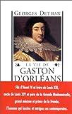 echange, troc Georges Dethan - La vie de Gaston d'Orléans