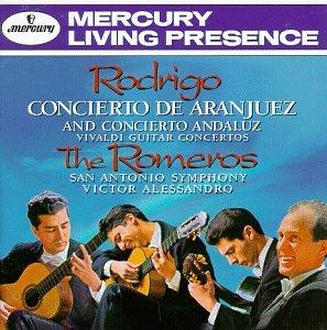 Joaquin Rodrigo, Antonio Vivaldi, Victor Alessandro, San