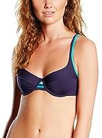 Chantelle Sujetador de Bikini Monaco (Azul)