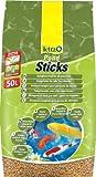 Tetra 757431 Tetra Pond Sticks 50 L - Qualitäts-Teichfischfutter