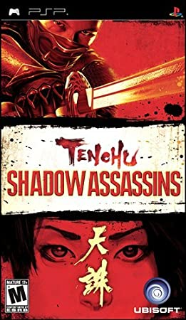 Tenchu: Shadow Assassins - Sony PSP