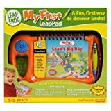 LeapFrog My First LeapPad Orange ~ LeapFrog Enterprises