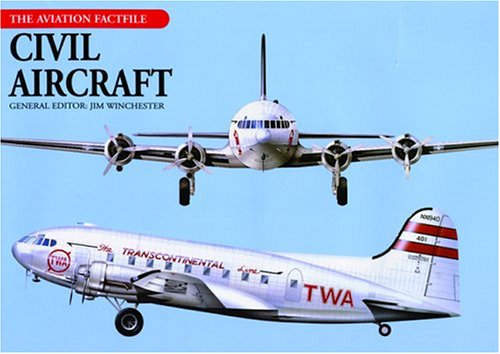 Civil Aircraft (The Aviation Factfile) front-61457