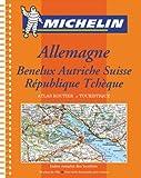 echange, troc Atlas routiers et touristiques Michelin - Atlas routiers : Allemagne - Autriche