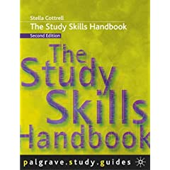 Image: Cover of The Study Skills Handbook