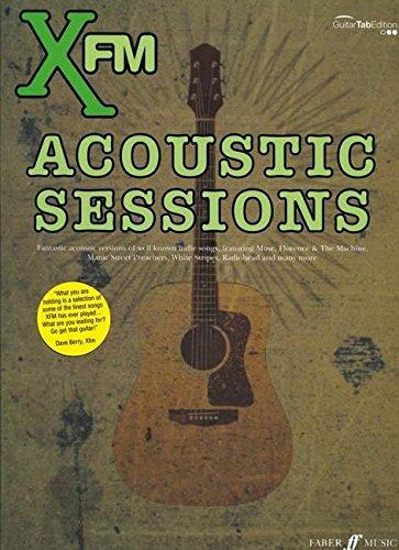 Xfm acoustic sessions tab
