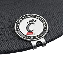 NCAA Cincinnati Bearcats Ball Markers & Hat Clip Set -