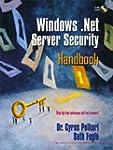 Windows.NET Server Security Handbook
