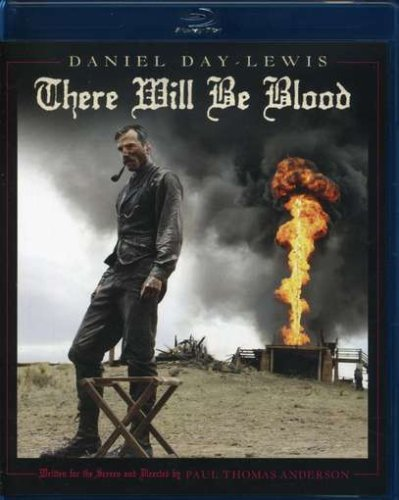 Cover art for  There Will Be Blood [Blu-ray]