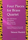 img - for Four Pieces for Brass Quartet: The Ash Grove, Mandolina, The Primrose, Winter Swans book / textbook / text book