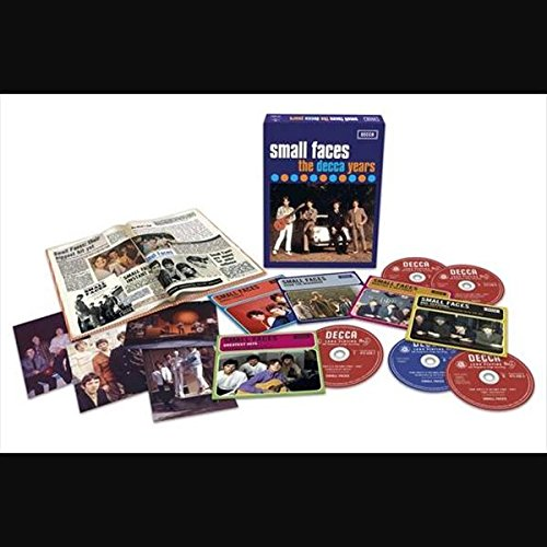 The Small Faces - The Decca Years [5 Cd][box Set] - Zortam Music