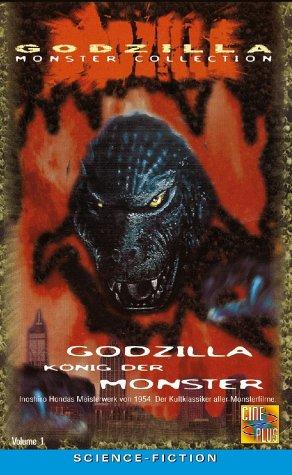 Godzilla. König der Monster.