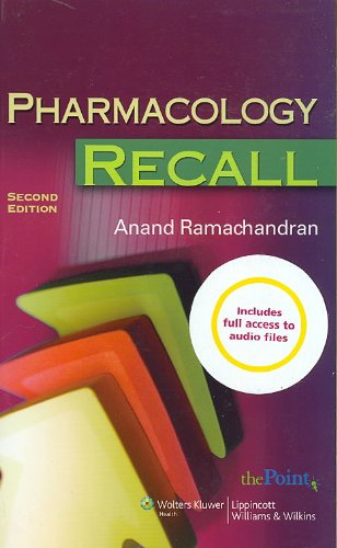 Pharmacology Recall (Recall (Wolters Kluwer))