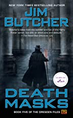 Death Masks: Book five of The Dresden Files: 5
