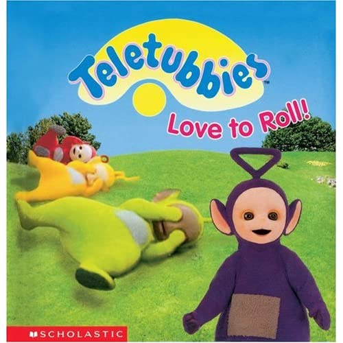 Amazon.com: Teletubbies Love To Roll (9780439077941): Scholastic