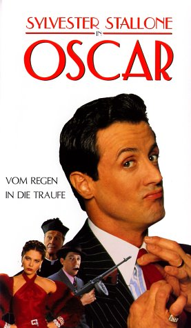 Oscar. Vom Regen in die Traufe [VHS]