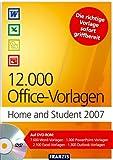 12.000 Office Vorlagen Home and Student 07